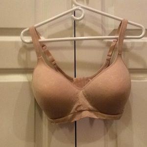 Women's Carole Hochman XL Bra NWOT Creme
